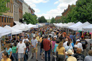 Heritage Foundation's Main Street Festival Returns, April 26-27