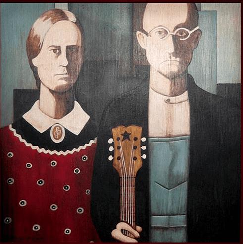 Tonya Crawford Folk Art