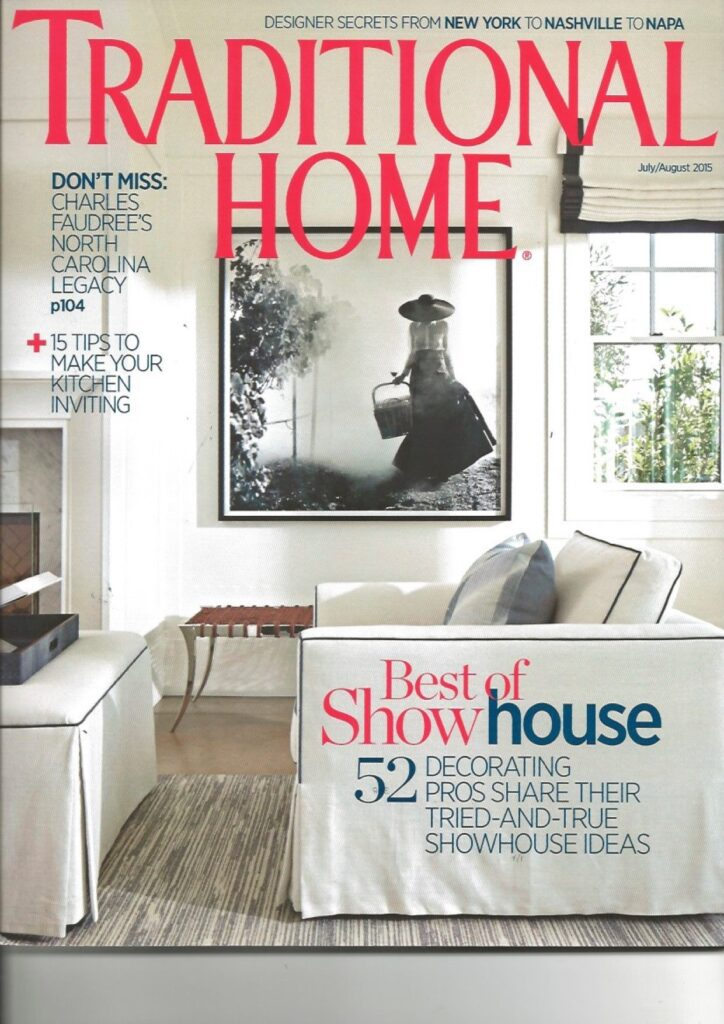 Tradtional Home June 2015 - O'More