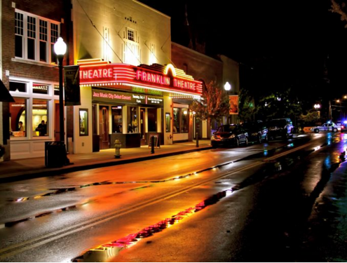 "[USA Today] Mentions The Franklin Theatre, Downtown Franklin In ""Best Of"" Lists!"