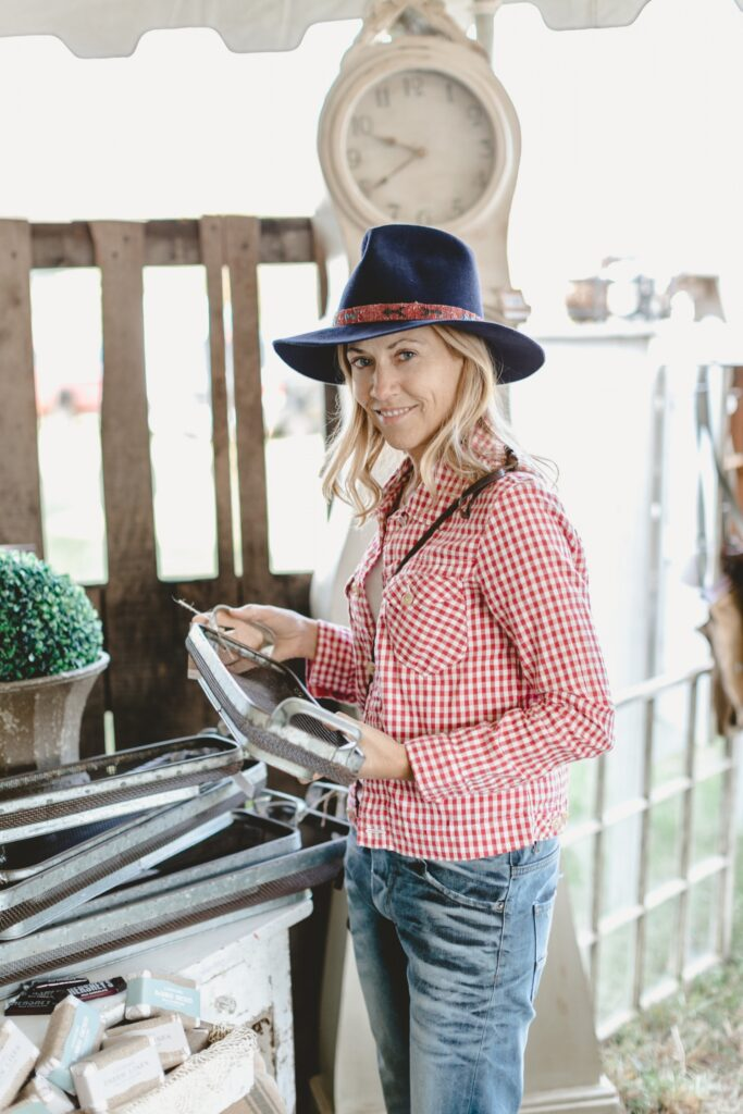 Sheryl Crow at the 2015 City Farmhouse Pop-up Fair, Photo by Alissa Saylor