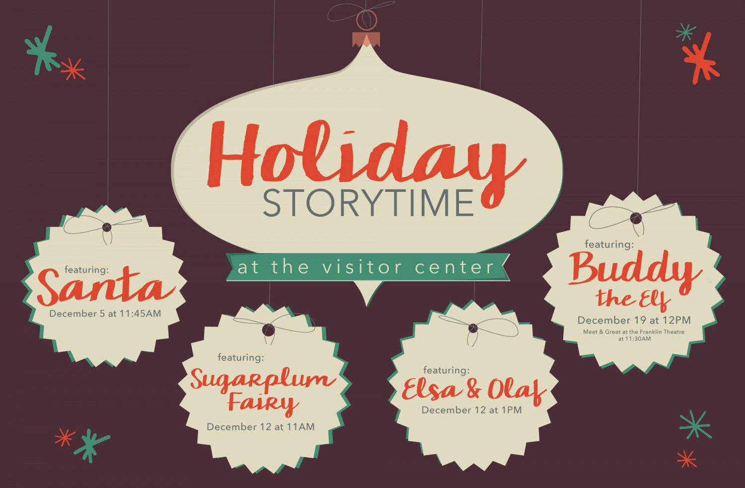 Holiday Story Time web