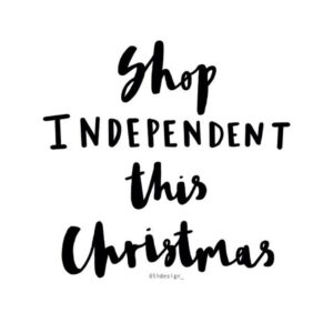Shop Independently