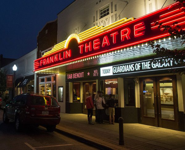 The Heritage Foundation Announces New Advisory Board for The Franklin Theatre